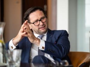 """""""Historyczny dzień dla ORLEN Lietuva"""". Obajtek zapowiedziałinwestycjęw Możejkach wartą ponad pół miliarda euro"""