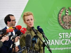 Patrol służb białoruskich oddał strzały w kierunku polskich żołnierzy