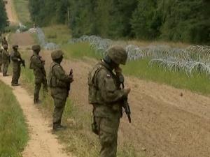 Raport SG: Setki prób nielegalnego przekroczenia granicy. Za pomocnictwo zatrzymani m.in. obywatele Rosji