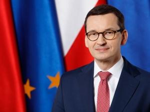 Polexit to fake news. Mocny wpis premiera Morawieckiego