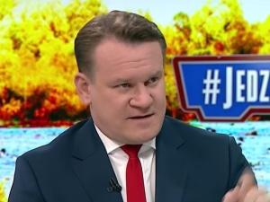 Tarczyński: A teraz Tusk, zakłamany hipokryta.... Europoseł nie przebierał w słowach