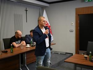 [Nasza debata] Maciej Tyczyński: Współpraca Krajowej Sekcji Młodych i Tygodnika Solidarność przyspiesza jak Pendolino