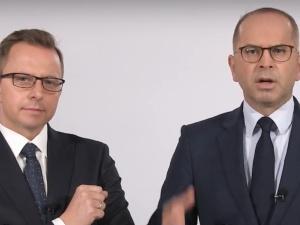[VIDEO] Oni są poważni powagą Jasia Fasoli. Internauci żartują z nagrania polityków PO