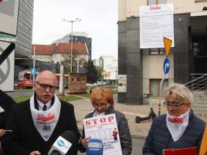 """Sztab Protestacyjny Oświatowej """"Solidarności"""" przedstawił postulaty dot. zmian w statusie zawodowym i płac nauczycieli"""