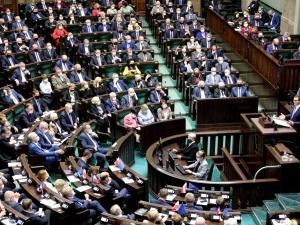 Sejm uchwalił ustawę o budowie zapory na granicy z Białorusią