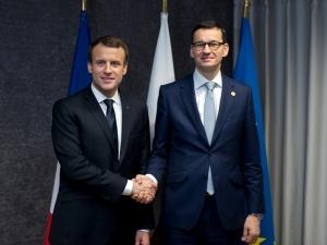Une alliance franco-polonaise pour contrer l'hégémonie allemande?