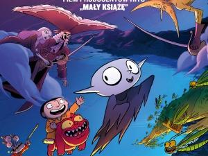 Zwiastun animacji MÓJ PRZYJACIEL WAMPIR - filmu, który rozbawi nawet umarlaka! W kinach od 29 października