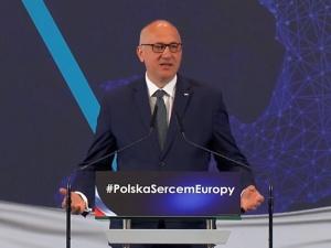 Europoseł Brudziński: Po wystąpieniu premiera w PE rozlegnie swoistego rodzaju lewacki kociokwik