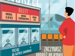Najnowszy numer Tygodnika Solidarność: Podróż po świecie pracy - projekt Kolej na Młodych