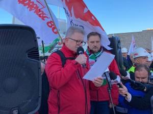 """NSZZ """"Solidarność"""" zamyka TSUE! Postanowiono o natychmiastowym zawieszeniu funkcjonowania TSUE [WIDEO]"""
