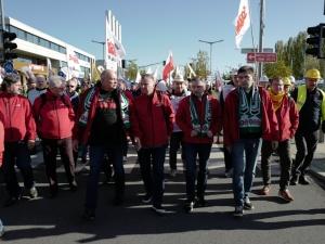 [video] Tak wczoraj protestowaliśmy w Luksemburgu