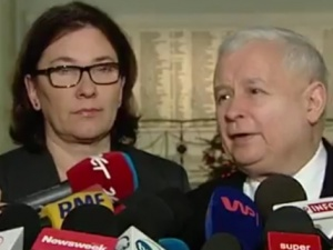 Jarosław Kaczyński: Mamy uchwalony budżet [video]