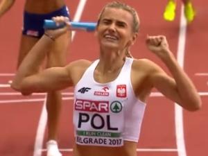 MŚ Londyn 2017: Polska z największą ilością medali w Europie