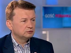 [video] Mariusz Błaszczak:Do poszkodowanych trafi ponad 30 mln zł, ale to jeszcze nie koniec wsparcia