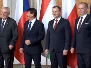 CBOS: Polska najbardziej prounijnym krajem w Grupie Wyszehradzkiej