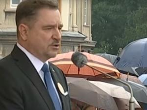 [video] Piotr Duda na Pielgrzymce Ludzi Pracy: Będziemy się modlić o wolne niedziele