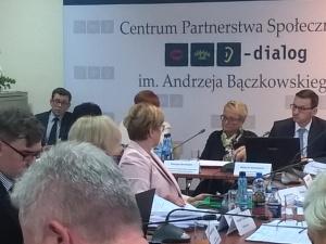 Rada Dialogu Społecznego debatuje o budżecie na 2018 r.