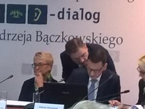 Rada dialogu społecznego o finasowaniu ochrony zdrowia