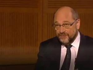 [video] Przedwyborczy popis demagogii. Schulz atakuje Polskę za odmowę przyjęcia migrantów