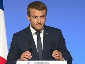 Macron obraża bezrobotnych: Niektórzy zamiast robić burdel, powinni lepiej poszukać pracy