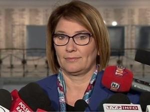 Beata Mazurek: Dziś prezydent zobaczy nasze poprawki dot. reformy wymiaru sprawiedliwości