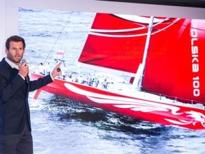 """""""Polska100"""": Oceaniczny jacht regatowy na początku lata wypłynie w rejs do 100 portów na świecie"""