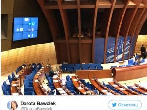 """Rada Europy przyjęła rezolucję o praworządności w Polsce. """"Za"""" PO i Nowoczesna"""