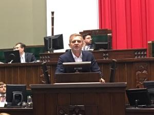"""Burzliwa sejmowa debata na temat protestu lekarzy. Arłukowicz do premier: """"Proszę się nie chować!"""""""
