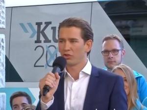 Wyniki exit poll wyborów parlamentarnych w Austrii - na czele dwie partie prawicowe, razem prawie 60%