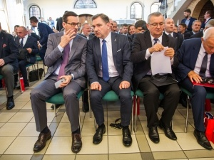 """[nasza fotorelacja] Konferencja """"Układy zbiorowe - drogą do społecznej gospodarki rynkowej"""""""