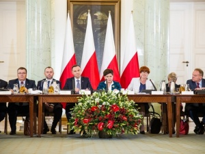 [nasza fotorelacja] Posiedzenie plenarne i powołanie nowych członków RDS w Pałacu Prezydenckim