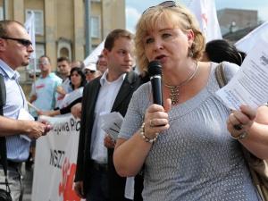 Maria Ochman: Jeżeli nie uda się zmienić przepisów, Solidarność przedstawi własny projekt ustawy