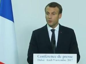 Macron nie wypowiada się ws. aresztowań w Arabii Saudyjskiej, bo nie miesza się do polityki innych państw