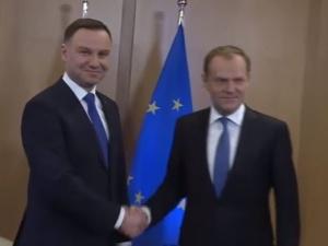 Donald Tusk weźmie udział w Święcie Niepodległości na zaproszenie Andrzeja Dudy. Poruszenie w sieci