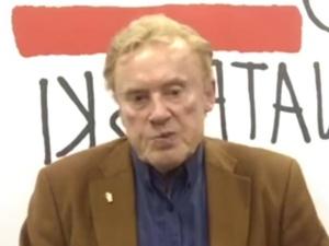 Daniel Olbrychski na Gazeta.pl: Dziś patriotyzm to odsunięcie od władzy PiS (...) Oby nie za cenę krwi