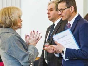 Maria Ochaman: Z przedwyborczych zapewnień na temat reformy ochrony zdrowia niewiele zostało