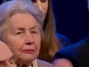 Starsza kobieta do mówiącego o nazizmie w Polsce: Stałam przed plutonem egzekucyjnym. To mnie obraża