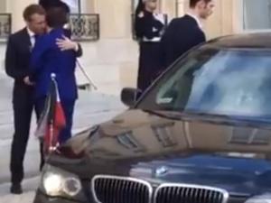 Macron zachował się niestosownie wobec polskiej Premier. Ekspert GW krytykuje... Szydło