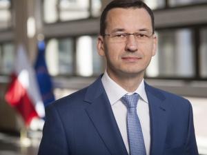 Pierwsza wizyta Premiera Morawieckiego w Brukseli. Rada Europejska, V4, Emmanuel Macron
