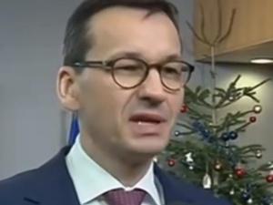 [video] Premier Morawiecki w Brukseli: Cieszy mnie, że nasze podejście do uchodźców znajduje zrozumienie