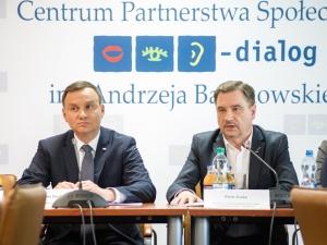 """Pierwszy rok Rady Dialogu Społecznego. Piotr Duda: """"Zostawiamy sprawnie działającą maszynę"""""""