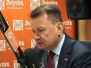 Mariusz Błaszczak: Tydzień temu w Polsce skończył się komunizm