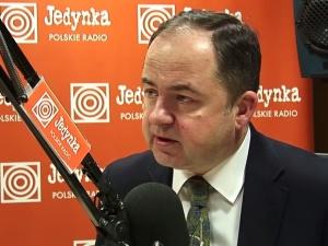 Konrad Szymański: Przestańmy bać się sankcji, bo taki scenariusz nie wchodzi w grę