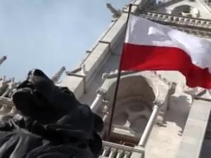 """[video] Viktor Orban zamieścił wzruszający wpis o Polsce: """"Jeszcze Polska nie zginęła, kiedy my żyjemy"""""""