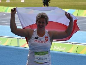 Anita Włodarczyk najlepszą lekkoatletką świata?