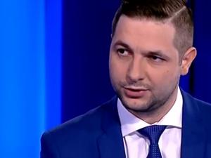 Patryk Jaki: Żądam od proaborcyjnych Owsiaka i Wyborczej, aby się odczepili od mojego dziecka!
