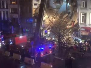Wybuch w kamienicy w Antwerpii. 14 osób rannych