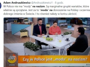 """TVN pyta, czy w Polsce panuje """"Moda na nazizm"""". Internauci odpowiadają: Raczej moda na oczernianie Polski"""