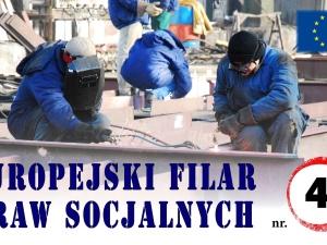 Krótki przewodnik po Europejskim filarze praw socjalnych, punkt 4: aktywne wsparcie na rzecz zatrudnienia