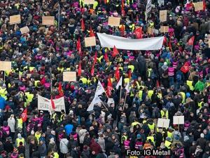 Niemieckie związki zawodowe wywalczyły krótszy tydzień pracy